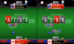 [LIVE] Negreanu vs Polk: Heads up
